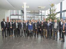 Mitglieder des VDMA informierten sich bei B&R. Die Experten sprachen über neue Industrie-4.0-Technologien und Lösungsansätze im eigenen Unternehmen. | Foto: B&R