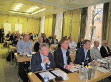 Anlagenbauer von Waffelmaschinen bis zu U-Booten, von Kiel bis Wien, nahmen am sechsten Aucotec-Technologietag teil. | Foto: Aucotec AG