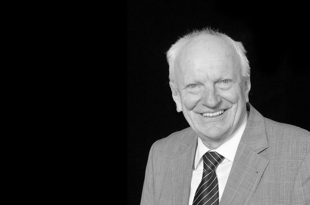Günther Hecht ist im 71. Lebensjahr verstorben. | Foto: Hecht Technologies