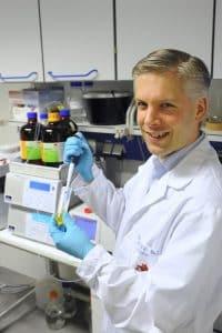 Prof. Dr. Wilfried Weber | Foto: Thomas Kunz/BIOSS