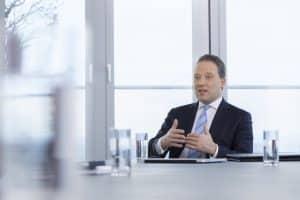 Matthias Zachert, Vorstandsvorsitzender der LANXESS AG | Foto: LANXESS