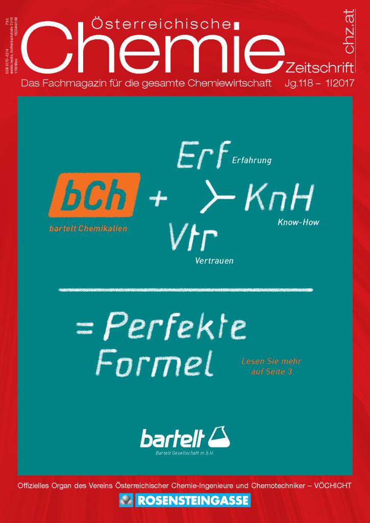 Österreichische Chemie Zeitschrift 01 2017