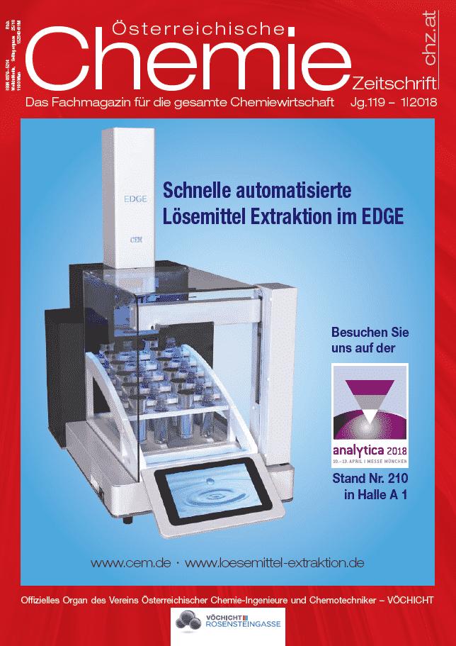 Die aktuelle Chemie Ausgabe