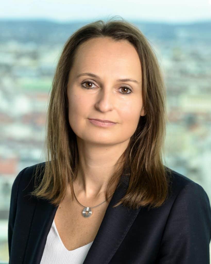 Sylvia Hofinger, Geschäftsführerin FCIO   Foto: Marko Kovic