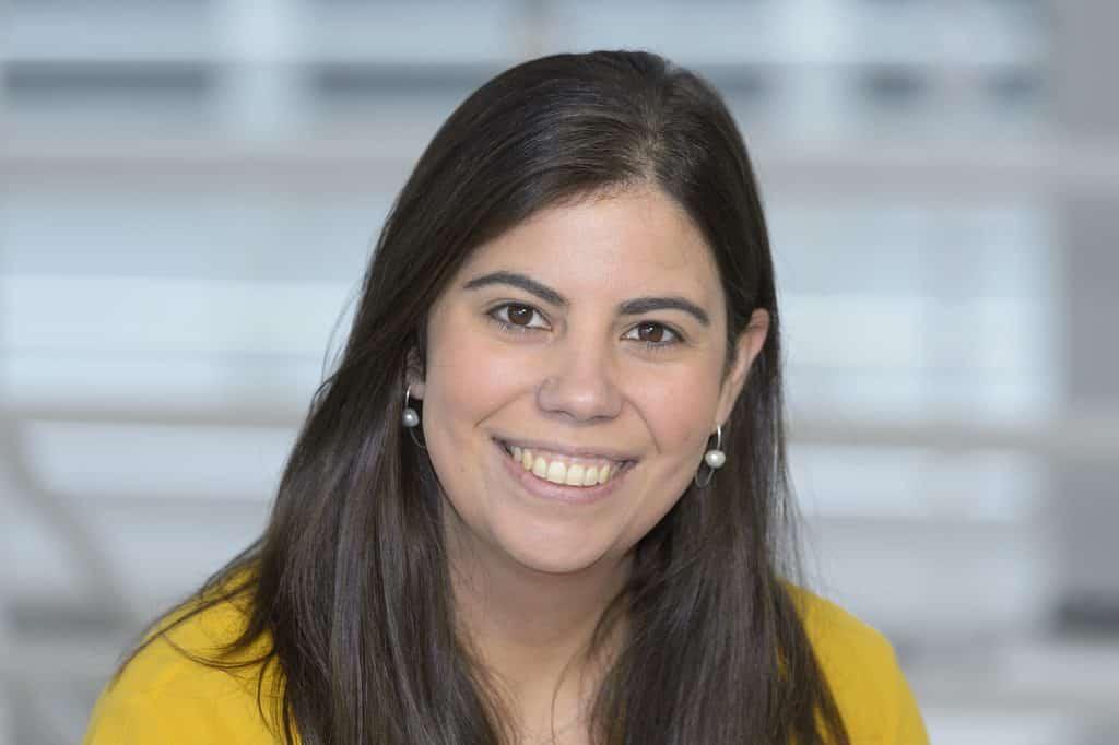 Dr. Lola González-García | Foto: Iris Maurer / INM