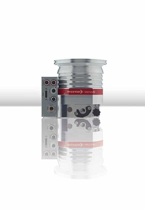 Turbopumpe HiPace 450 | Foto: Pfeiffer Vacuum