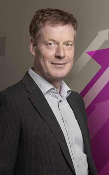 Bernhard Mohr, Leiter von Evonik Venture Capital - über Investition in chembid | Foto: Evonik