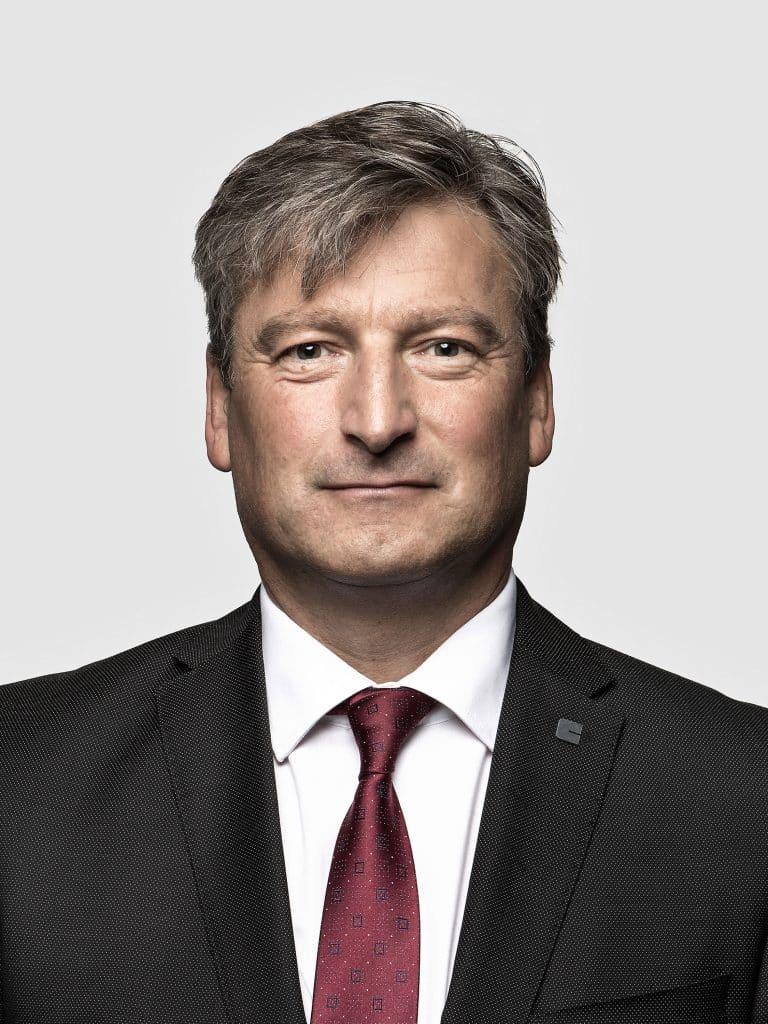 Hans Bohnen, Mitglied von Clariants Executive Committee | Foto: Clariant