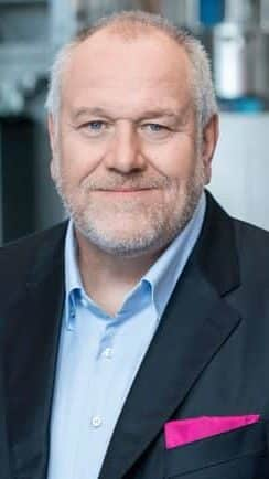 CEO Matthias Altendorf | Foto: Endress+Hauser
