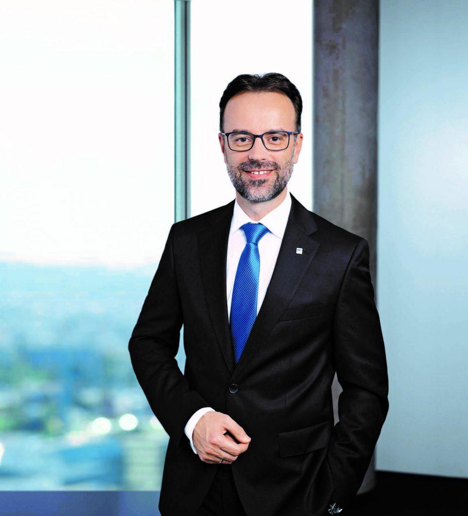 Thomas Gangl, Borealis CEO ab 01. April 2021   Foto: OMV AG