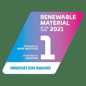 Renewable Material of the Year | Grafik: Renewable-Materials