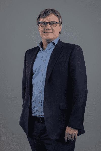 Thomas van Elzakker, CEO von FOx BIOSYSTEMS | Foto: FOx BIOSYSTEMS