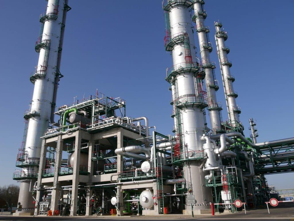 Neue ISO C4 Anlage in Burghausen, Deutschland, von BASF und OMV entwickelt. | Foto: OMV Aktiengesellschaft