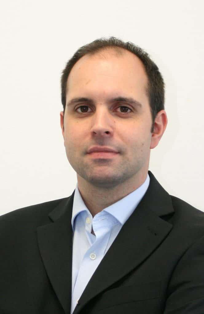 Prof. Carsten Gachot, Leiter der Tribologie-Gruppe am Institut für Konstruktionswissenschaften und Produktentwicklung der TU Wien | Foto: TU Wien