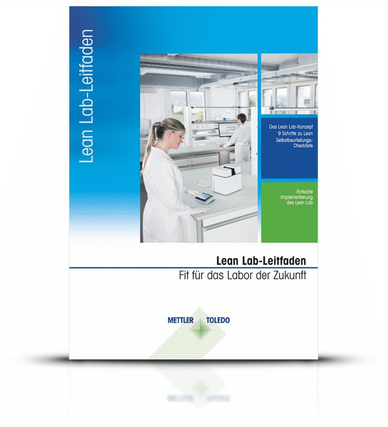 Lean Lab Leitfaden | Foto: Mettler-Toledo