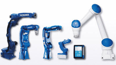 Smart Series Roboter | Foto: Yaskawa