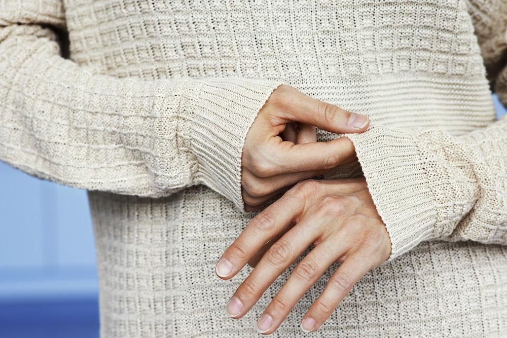 Textilfärbung mit pflanzlichen Lebensmittelabfällen - eine erste Textilien-Kleinserie industriell hergestellt | Foto: ZHAW