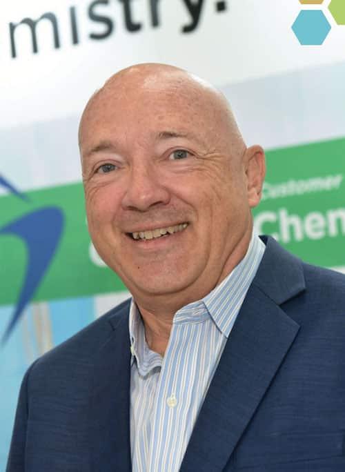 John Van Hulle, CEO Vertellus   Foto: Vertellus
