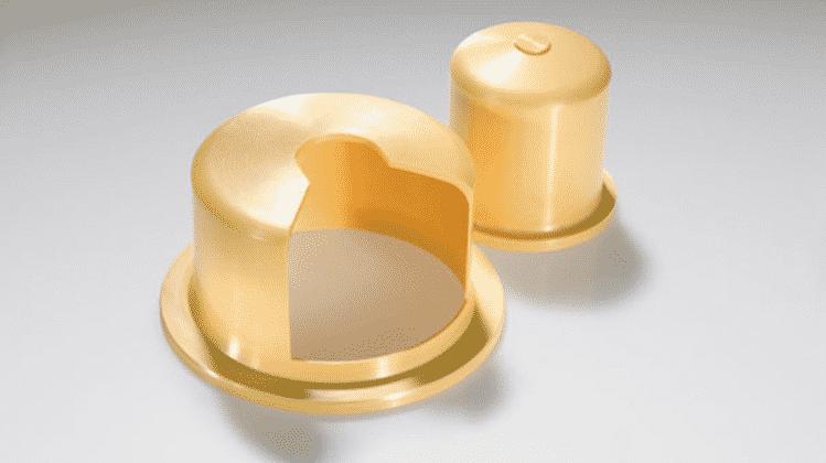 Keramische Spalttöpfe von Kyocera | Foto: Kyocera
