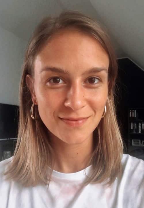 Marion Flatken, führte die Untersuchungen am HZB als Teil ihrer Promotion durch