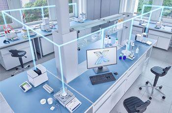 Digitale Weiterbildung für das Labor mit METTLER TOLEDO | Foto: METTLER TOLEDO