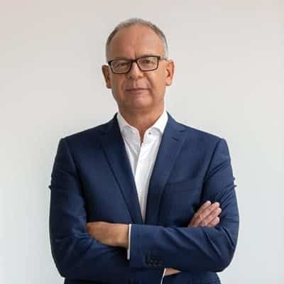 Heimo Scheuch, CEO Wienerberger   Foto: Wienerberger