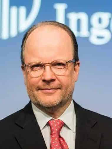 Hubertus von Baumbach, Vorsitzender der Unternehmensleitung Boehringer Ingelheim   Foto: dpa