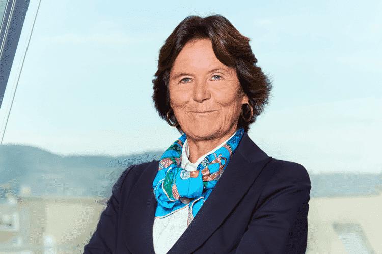 Dr. Christine Catasta. CEO der ÖBAG | Foto: ÖBAG